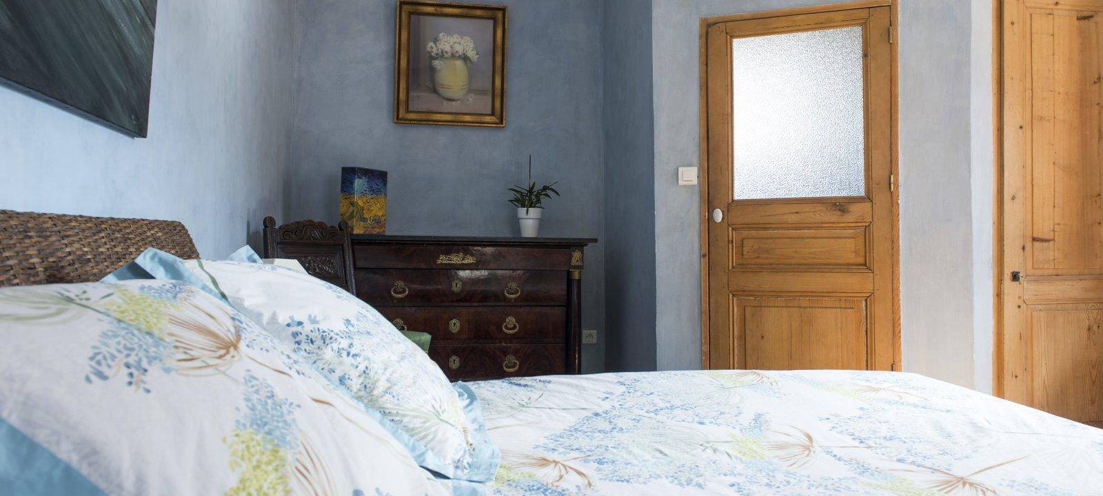 Apart'Observatoire Saint Jean Bedroom