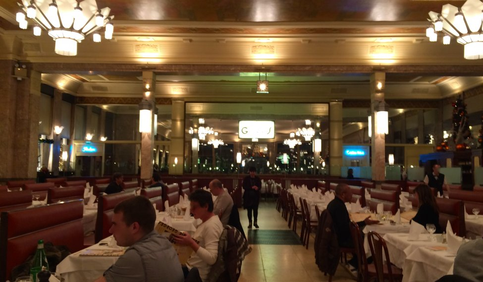 La Brasserie Georges de Lyon