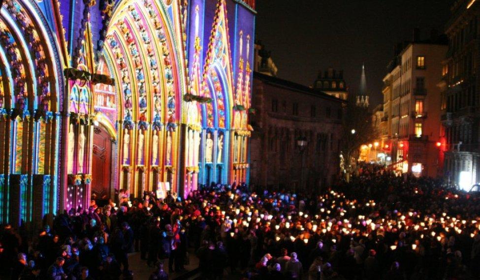 Quelle est l'origine de la Fête des Lumières de Lyon ?