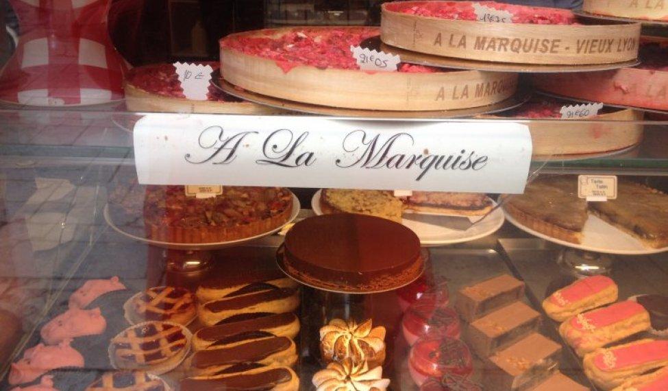 Pâtisserie artisanale : Vieux-Lyon