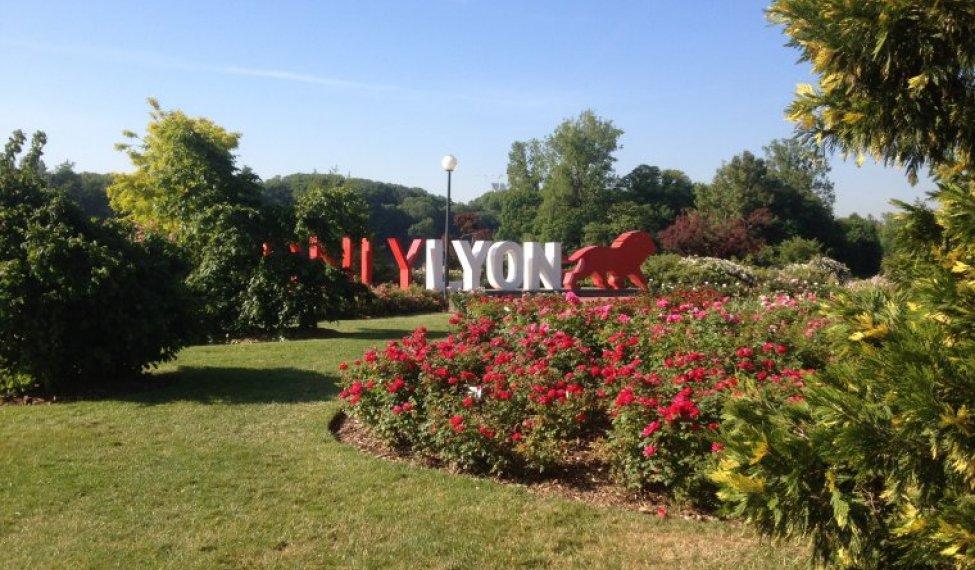 Congrès mondial  des roses à Lyon