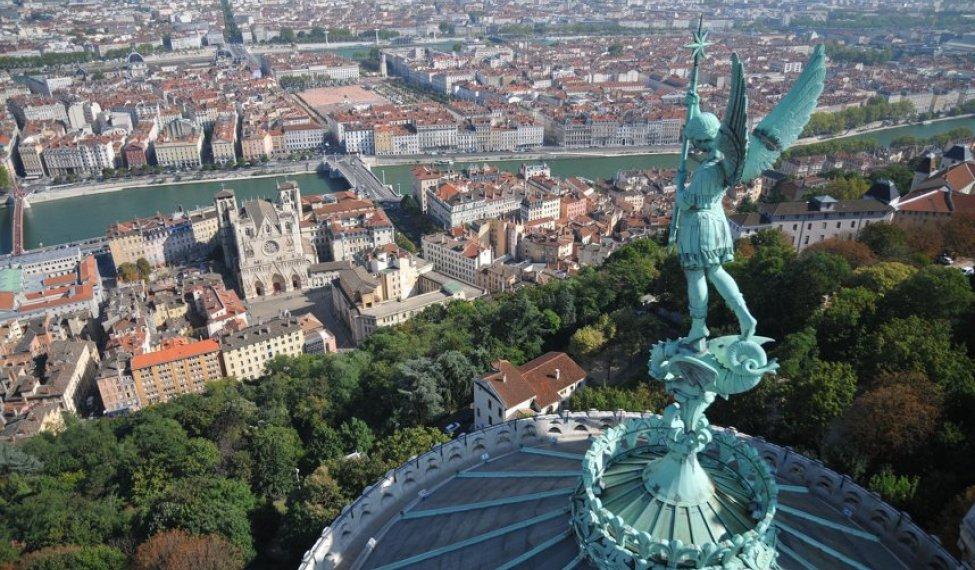 Lyon, inscrit au patrimoine de l'U.N.E.S.C.O.